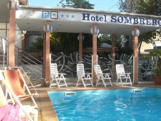 The Sombrero Hotel: l'entrata dell'Hotel