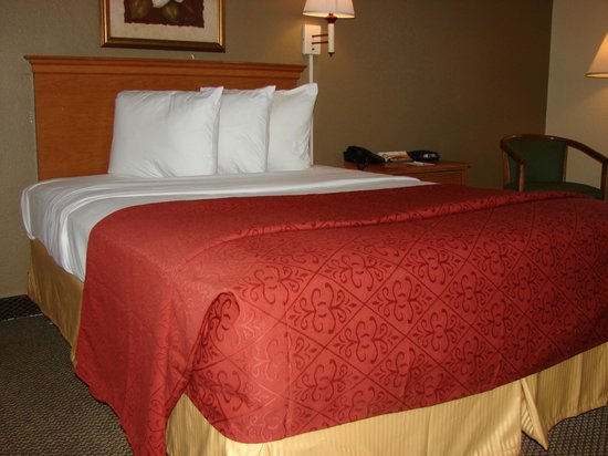 Quality Inn Newport News: 1 Queen Bed