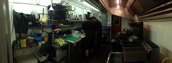 Fat Kahuna's Beach Side Grille: JOHNSON & WALES GRADUATE CHEF