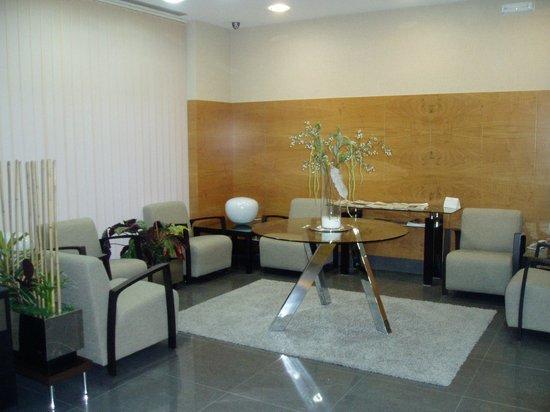 Hotel Condes de Haro : me gustó mucho la nueva y elegante decoración