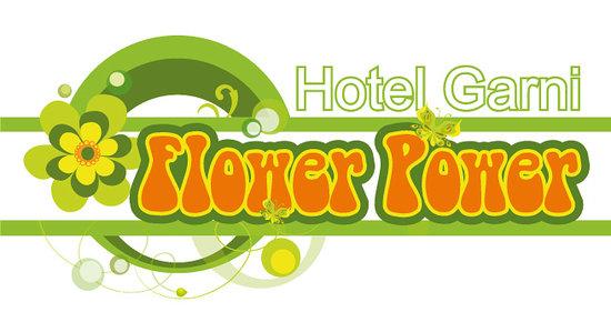 Hotel Flower Power: Logo