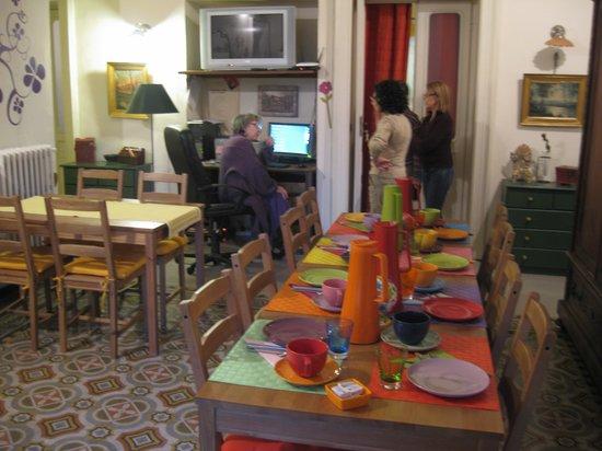 Una Stanza in Famiglia : La colazione è pronta!!!!
