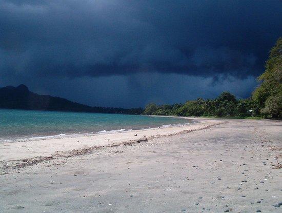 Mayotte Découverte : Spiaggia nelle vicinanze di Longoni