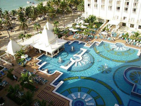 Palm Beach : Pool