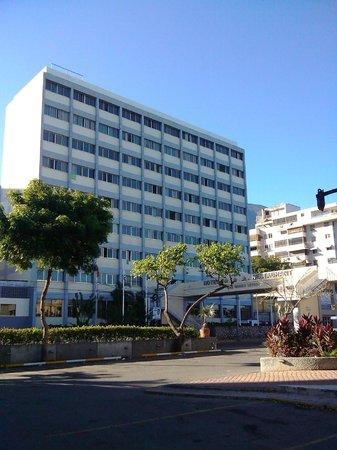 Las Quince Letras Hotel: Vista Exterior del Hotel