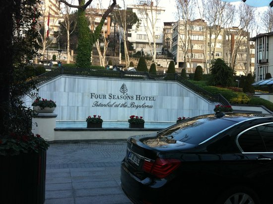 Four Seasons Istanbul at the Bosphorus: Private transfer to Airport