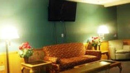 Econo Lodge: Hotel Lounge