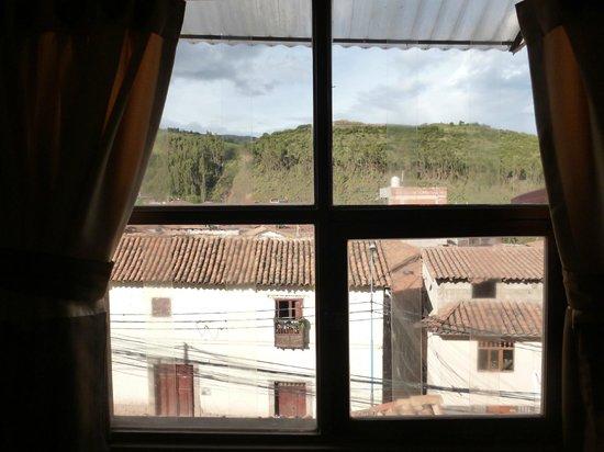 Mirador de Santa Ana: Vista desde la habitación 401
