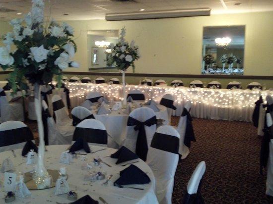 Econo Lodge: Banquet Room