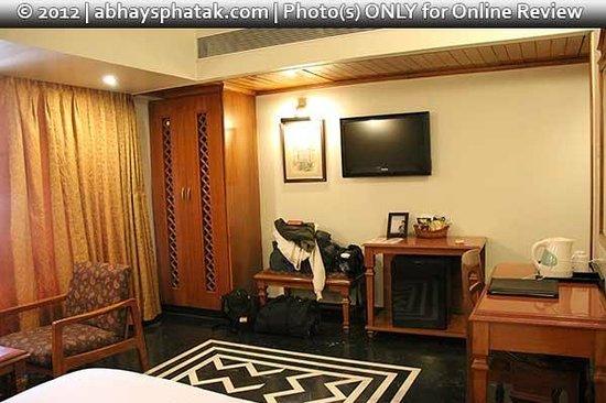 Sarovar Portico Ahmedabad: Nice Cozy Rooms