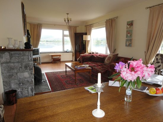 Foleys Guesthoues & Self-Catering Holiday Homes: salon