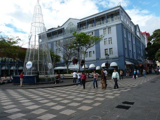 Gran Hotel Costa Rica: Gran Hotel 