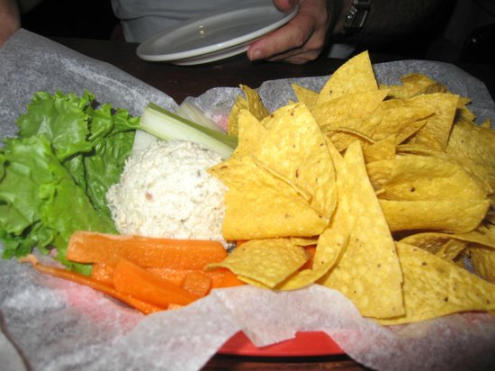 Tobacco Road: Smoked Fish Dip