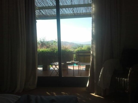 Hotel Terre di Casole: Balcony view