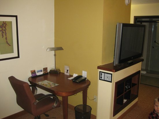 Hyatt Place Pittsburgh/Airport: desk