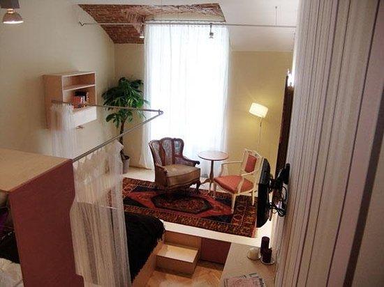 WANZ'inn Design Appartements: Apartment 1