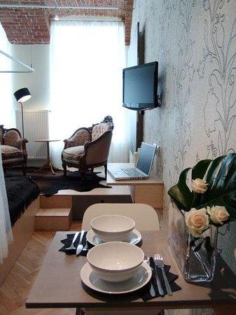 WANZ'inn Design Appartements: Apartment 2
