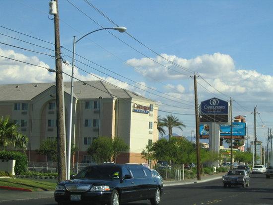 Candlewood Suites Las Vegas: Paradise Rd