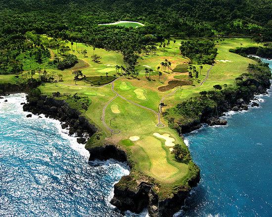 Playa Grande Golf Course: Aerial View