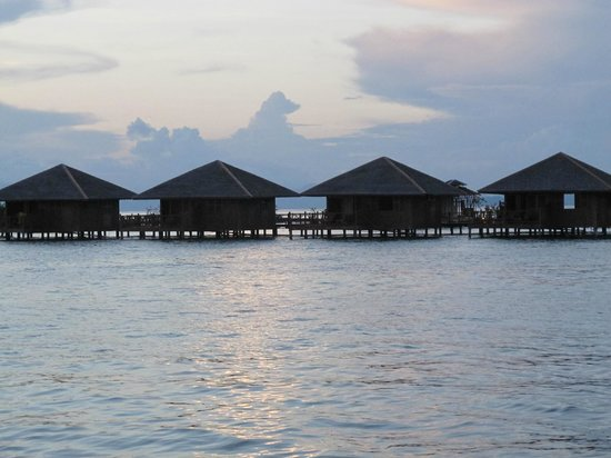 Sipadan Water Village Resort: Standard Chalets