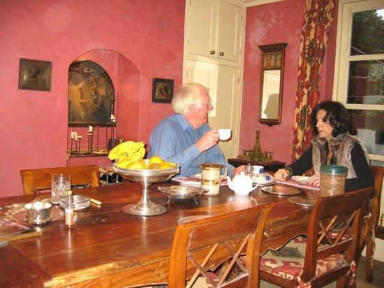 Ranelagh B&B: Guest dining room
