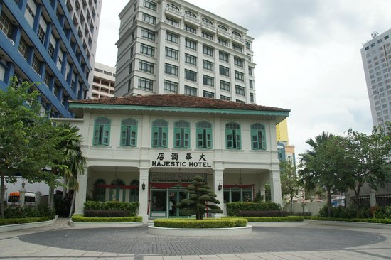 The Majestic Malacca: the hotel