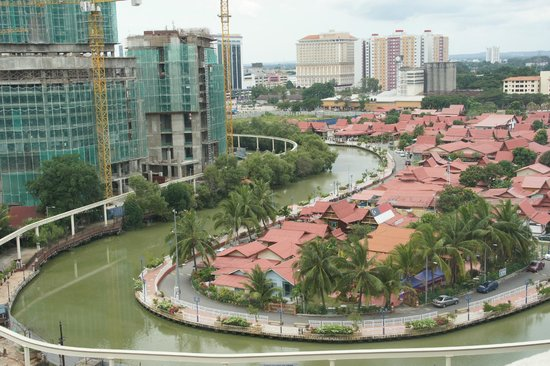 The Majestic Malacca: room view
