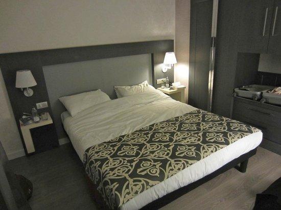Hotel Palazzo Zichy: Standard double room