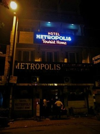 ‪‪Metropolis Tourist Home‬: Exterior at 5:00 am