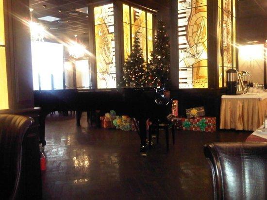 ALFAVITO HOTEL: ristorante