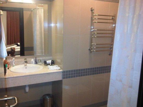 ALFAVITO HOTEL: bagno