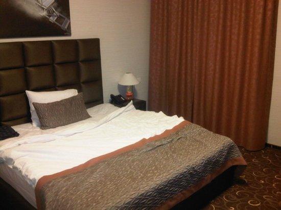 ALFAVITO Hotel Kyiv: letto