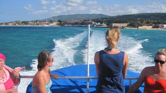 Sandals Montego Bay: Snorkling Trip