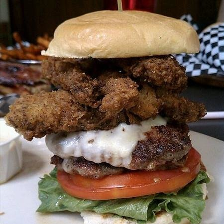 yumm picture of bad daddy 39 s burger bar raleigh tripadvisor. Black Bedroom Furniture Sets. Home Design Ideas