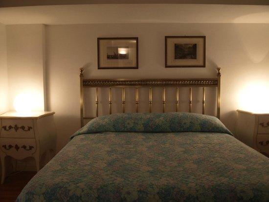 Residenza Villa Marignoli : Camera da letto appartamento Single/Double