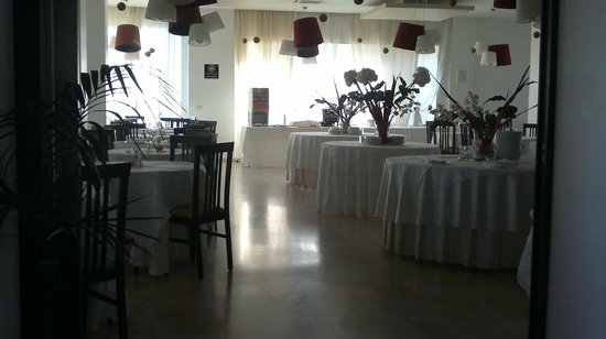 Hotel Panama Majestic: SALA RISTORANTE