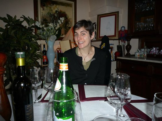 Ristorante all'olivo: Happy customer