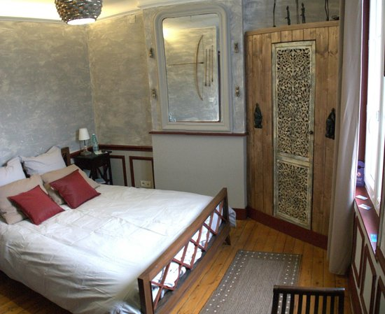 Villa Caroline: chambre zanzibar