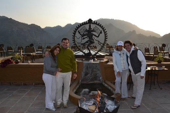 Hostal de la Luz - Spa Holistic Resort : Tepoz