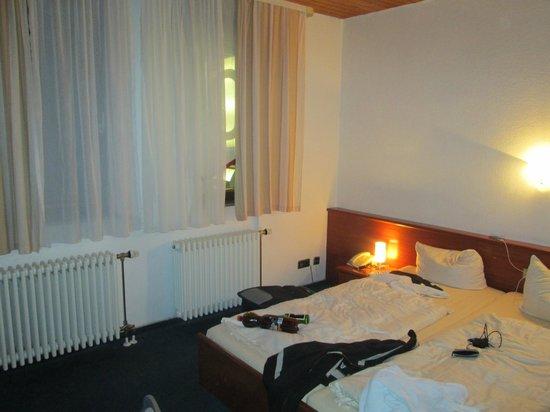Bavaria Hotel Muenchner Hof: room