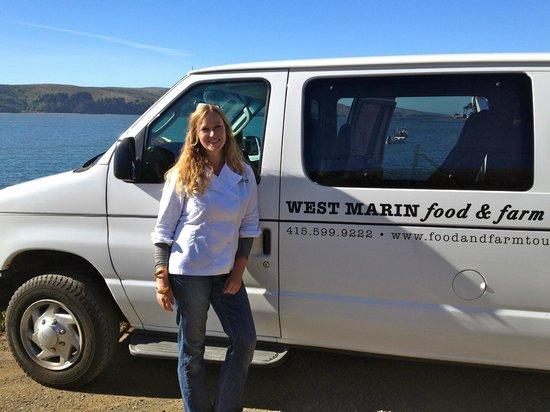 West Marin Food & Farm Tours: All aboard!