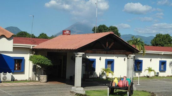 Chinandega, Nicarágua: FRONTAL HOTEL