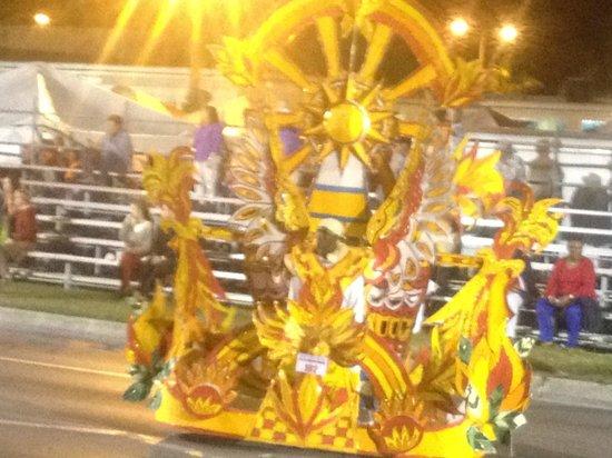 Pelican Bay at Lucaya: Junkanoo parade New Year's day