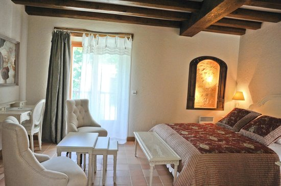 Le Moulin De Vigonac: Chambre Grand Confort Balcon