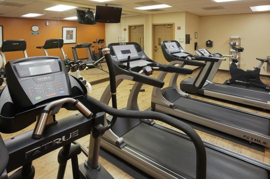 Country Inn & Suites by Radisson, Mesa, AZ: Fitness Room