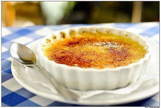Le Vin Bistro : Crème Brûlée