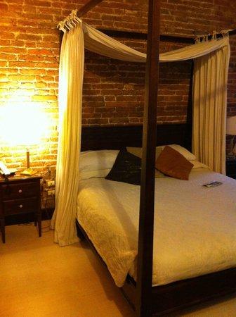 كاديل نوبيل: Casanova Room Ca Del Nobile - 30.12.2012