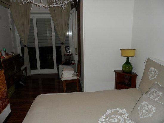 Chambre à coucher et salle de bains - Picture of Le Fate ...
