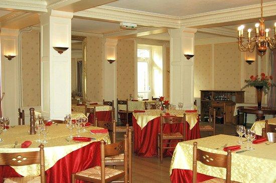 Hotel De l'Aigle d'Or : Salle à manger