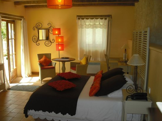 Moulin De Vigonac: Chambre Grand Confort Terrasse